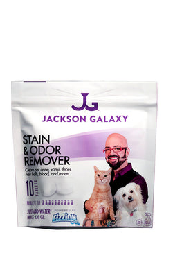 Jackson Galaxy Pet Stain & Odor Remover Cleaner - 10 Tablets