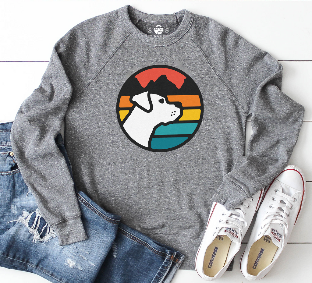 Color Logo Sweatshirt