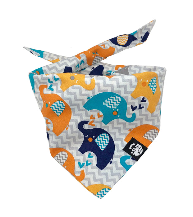Elephant Love Bandana