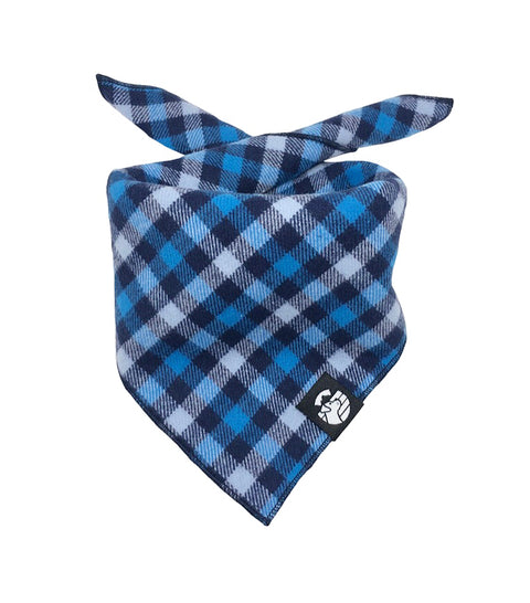 Royal Checkered Bandana