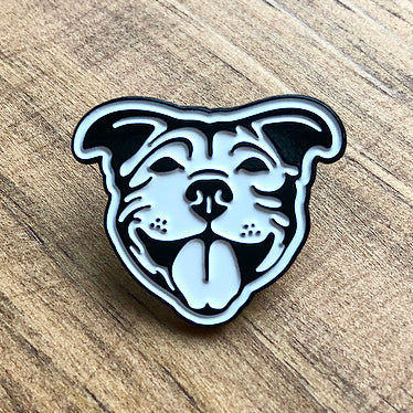 Pibble Lapel Pin