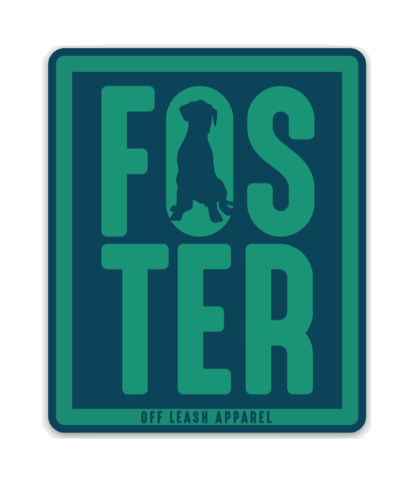 Foster Sticker