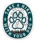 Hike With Your Dog Sticker Pack