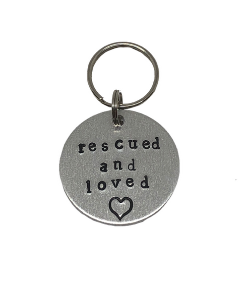 Rescued and Loved