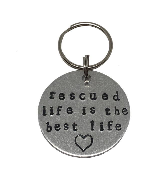 Rescued Life Is The Best Life