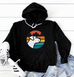 Color Logo Hooded Sweatshirt