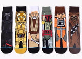 Star Wars Inspired Socks
