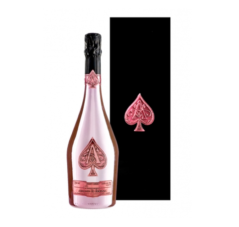 Armand de Brignac Rosé 75 Cl - Black Box