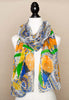 Franklin Silk Scarf