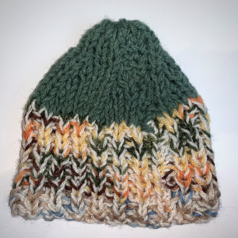 Knitted Hat 12