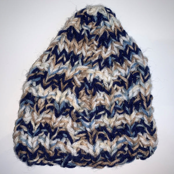 Knitted Hat 14