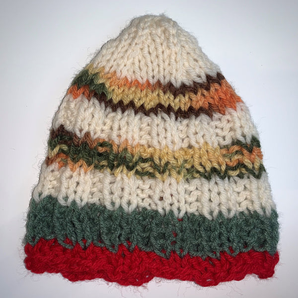 Knitted Hat 21