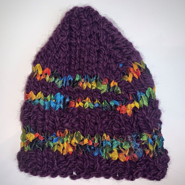 Knitted Hat 5