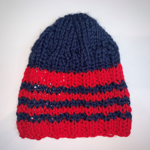 Knitted Hat 8