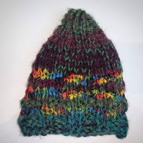 Knitted Hat 9