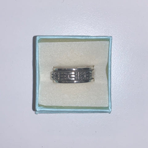 Spinner Ring 1 - Size 8