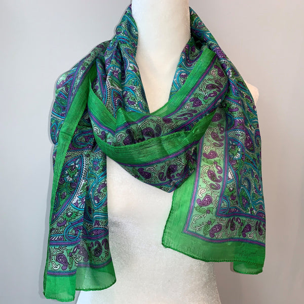 Ellis Silk Scarf