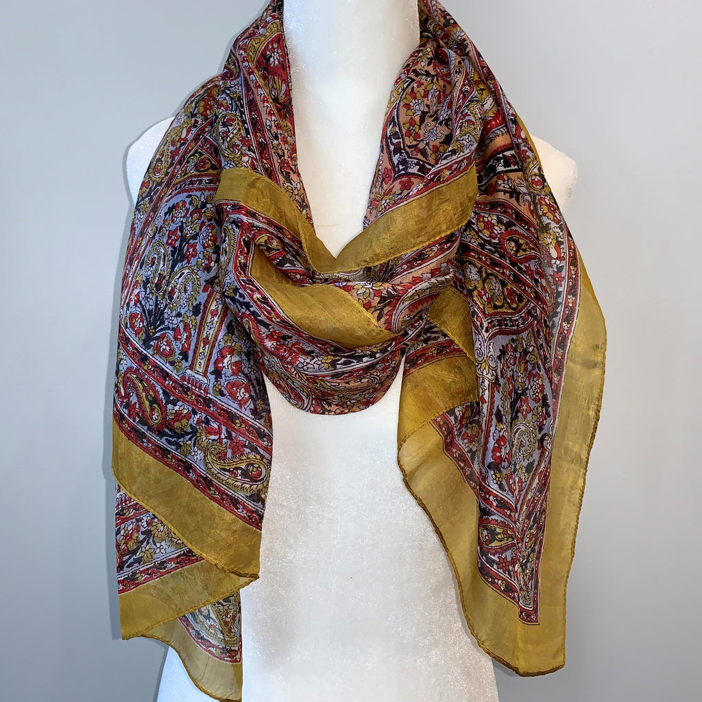 Scout Silk Scarf