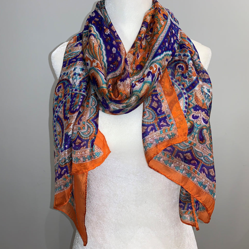 Joan Silk Scarf