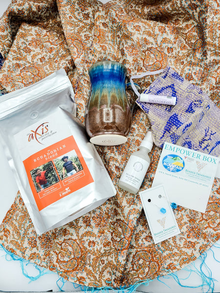 Fall Empower Box Year Subscription