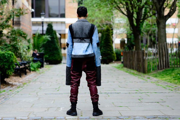Kwaleo sleek backpack
