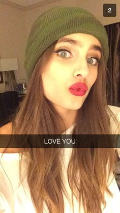 Taylor Marie Hill snapchat