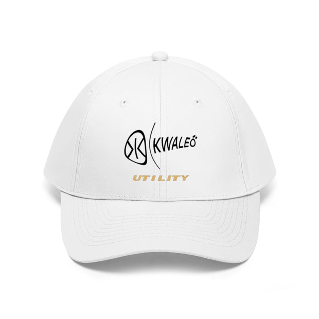 Kwaleö Utility 6 panel Cap Red