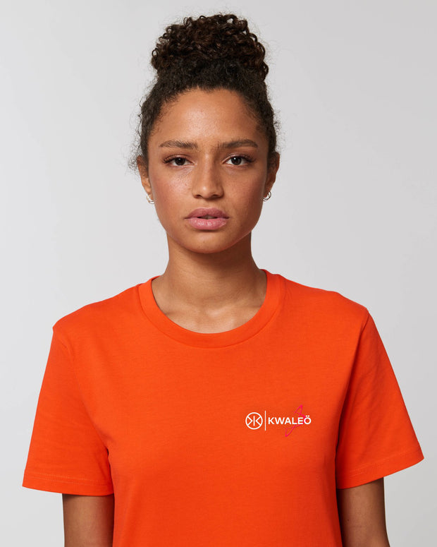 Kwaleö Uno Orange T-Shirt