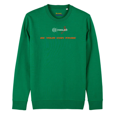 Kwaleö Brushed Green Sweater