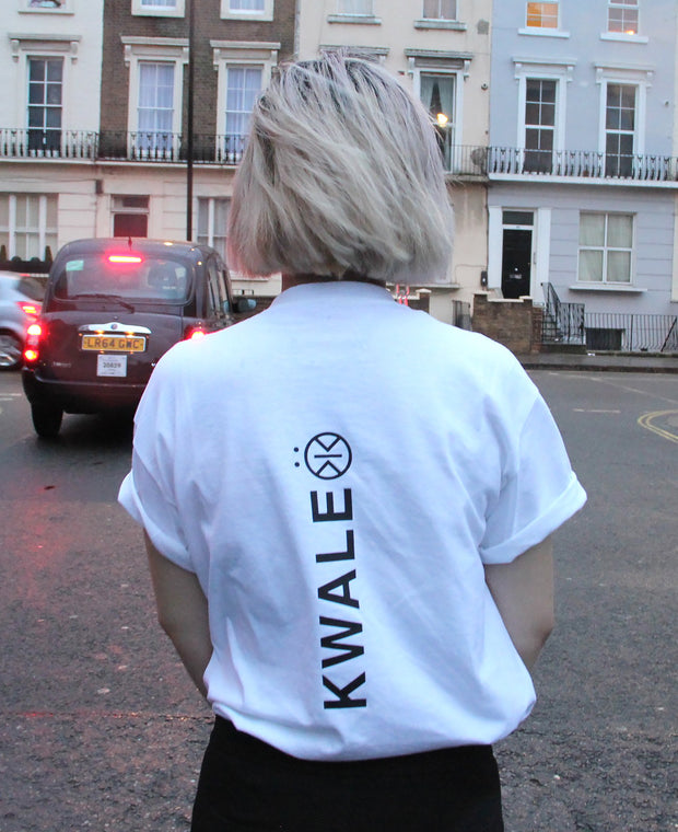 BE YOUR OWN TRIBE KWALEÖ T-SHIRT WOMEN
