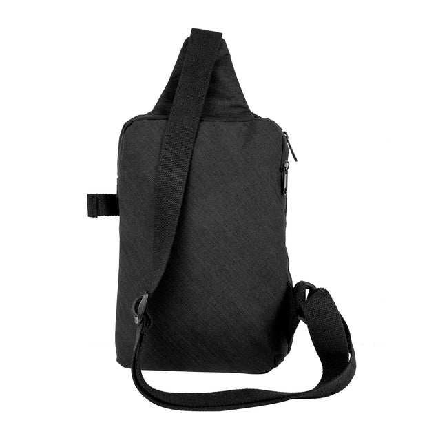 Kwaleö Unisex Polygon cross-body bag