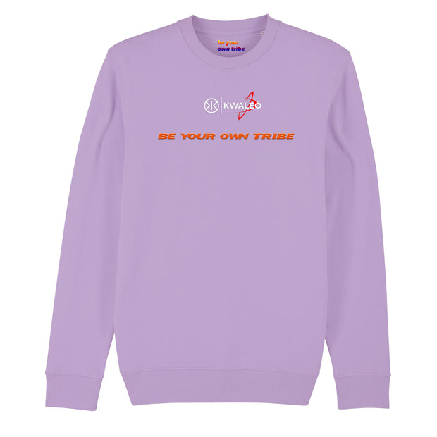 Kwaleö Brushed Purple Sweater