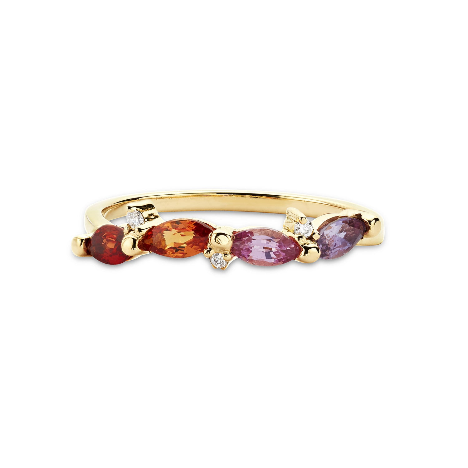 pid bracelet multi jewelry color dilamani sapphire diamond
