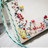 Elegant Embroidery Handbag