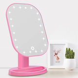 Luxury Touch Screen Adjustable Makeup Mirror