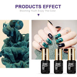 Blooming Effect UV Nail Gel Polish
