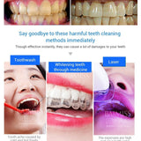 Cleaning Tooth Whitening Powder