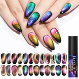 Glimmer Shining Mixed Colors Nail Gel