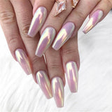 Mermaid Laser Pearl Nail Glitter Powder