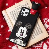 Sketch Mickey Mouse Cute iPhone Case