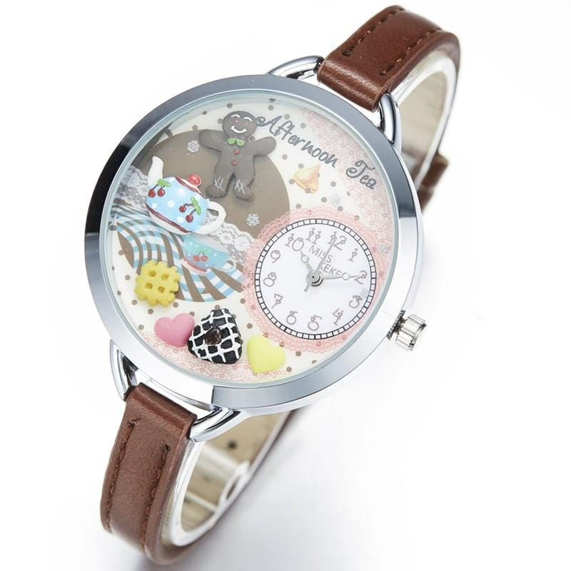 Unique Leather Wristwatches