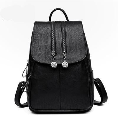 Peppy Style Chic Backpack Blue