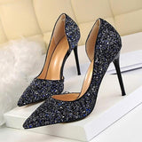 Glitter Dust Partywear Shoes