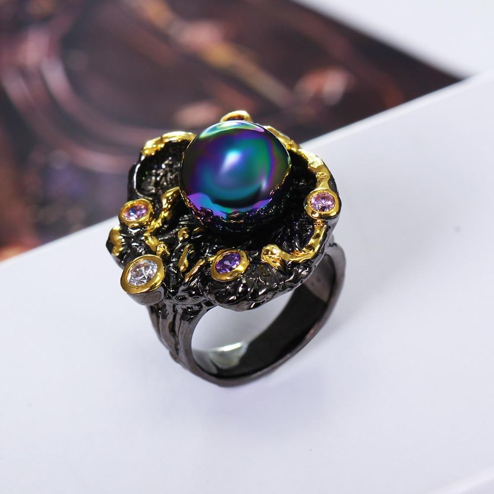 Unique Elegant Vintage Ring