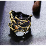 Unique Gothic Fashion Ring