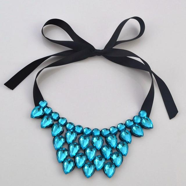 Chic And  Beautiful Big Necklace