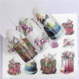 Nail Water Decals Pattern Transfer Sticker