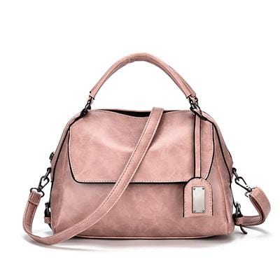 Unique Style Office Bag Pink