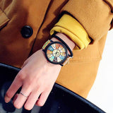 New Colorful Trendy Creative Wrist Watch
