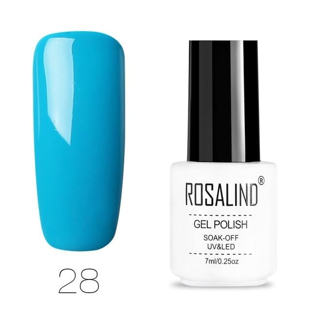 Semi Permanent Varnish Soak Nail Gel Polish